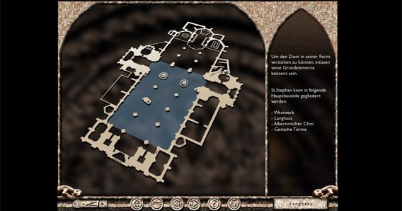 Stephansdom interaktiv